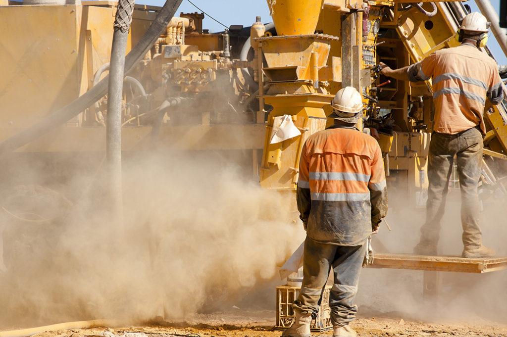 Exploration-Drilling